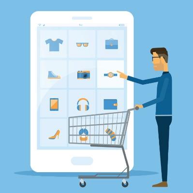 88% dos usuários brasileiros compram diretamente nos sites das lojas.